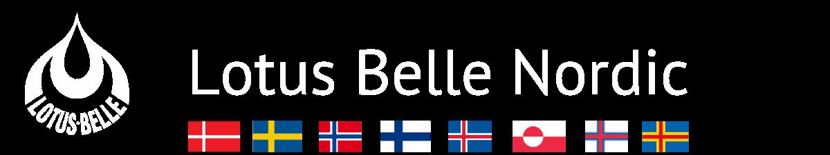Lotus Belle Nordic - Lyxtält i patenterad design